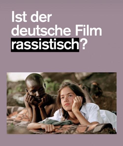 Tyron Ricketts bei Fluter - Ist der deutsche Film rassistisch?